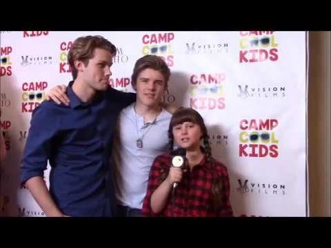 Reporter: Morgan B Bertsch interviews Sean Ryan Fox and Logan Shroyer