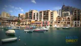 St. Julian's Malta  City pictures : St Julians and St Georges bay, Malta