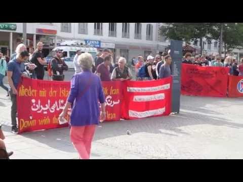 Bremen 2016: Bremen Demo Gegen Salafismus und Rechtspop ...