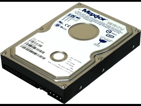 Testing The Limits - Garbage Maxtor Hard Drive Abuse