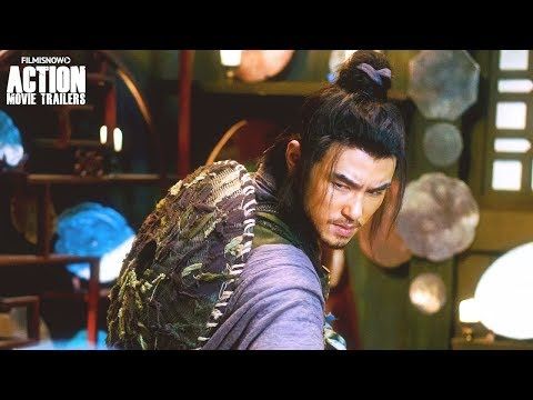 THE KNIGHT OF SHADOWS: BETWEEN YIN AND YANG Trailer - Jackie Chan Epic Adventure Action Movie