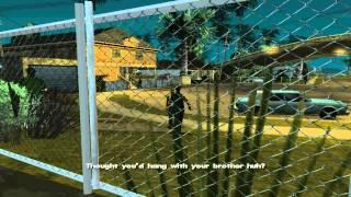 GTA San Andreas #1 - Cel Mai Tare Din Cartier