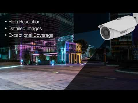 High Resolution, Detailed Images, Exceptional Coverage | Matrix 5MP IP Cameras