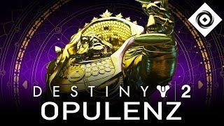 Free 2 Play & Season of Opulence! | Destiny 2: OPULENZ