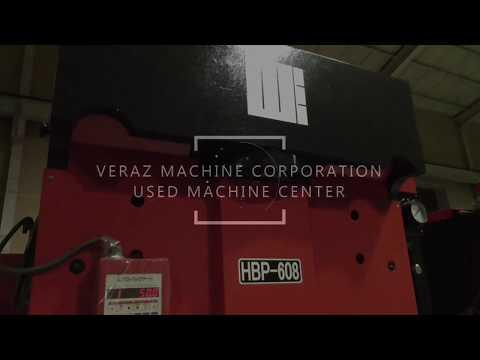 ワシノ機械/HBP-608