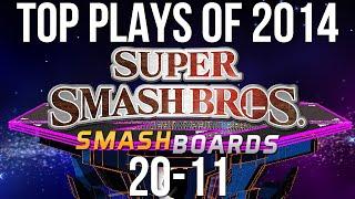 Super Smash Bros Top 50 Plays of 2014 – Part 4/5 (20-11)