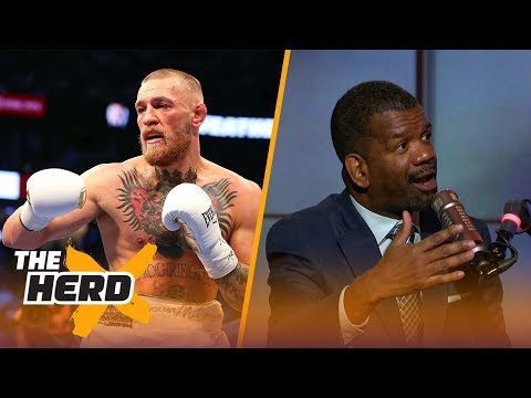Rob Parker says McGregor should not get rematch, would take Kaepernick over Stafford | THE HERD