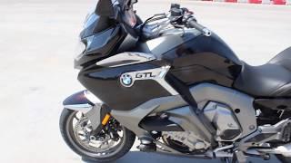 3. 2018 BMW K 1600 GTL
