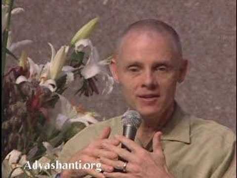 Adyashanti: Everything Other Than Silence is a Mental Projection