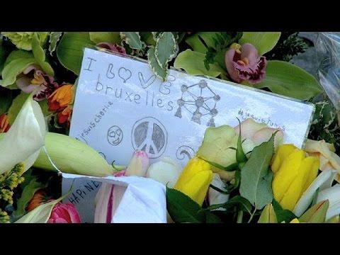 Μουδιασμένες οι Βρυξέλλες μία εβδομάδα μετά τις τρομοκρατικές επιθέσεις