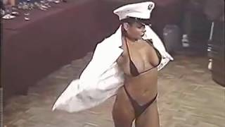 Brooke Thompson , Hot Body - Miss Puerto Vallarta - Bikini ,Mini Skirt   Wet T-shirt Contest
