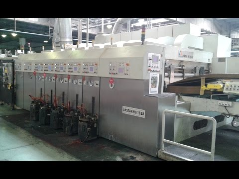 Watch our video of our Apstar in production!