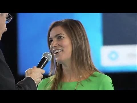 Pre-Show Interview 1 - Salesforce World Tour New York - DonorsChoose