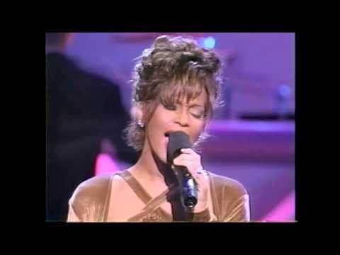 Whitney Houston LIVE feat. The Georgia Mass Choir – I Love The Lord/Joy To The World