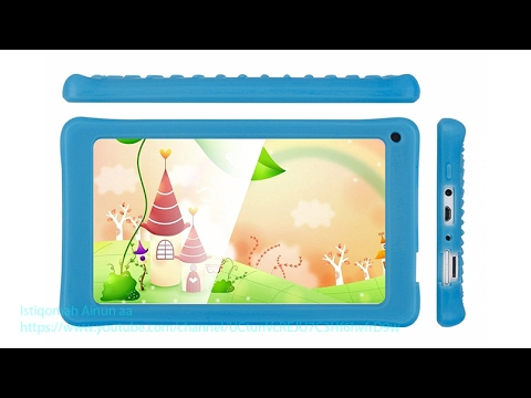 AOSON Android 4.4 Allwinner A33 Review Quad Core kids Tablet