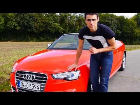 Audi S5 Cabriolet quattro convertible test review – Autogefühl Autoblog