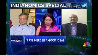 How and When the PSB will be Merged? CNBC TV-18
