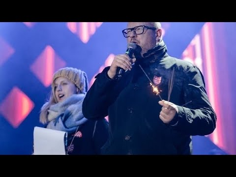 Polen: Danziger Bürgermeister Adamowicz nach Messerat ...