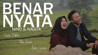 Video Nino & Nagita - Benar Nyata (Bintan, Ilham, Andri Guitara) cover MP3, 3GP, MP4, WEBM, AVI, FLV Juli 2018