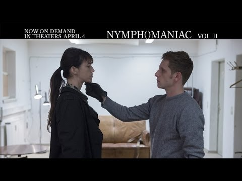 Nymphomaniac Volume II Featurette