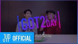 Video [GOT2DAY 2016] 17. Jackson & Jinyoung MP3, 3GP, MP4, WEBM, AVI, FLV November 2017