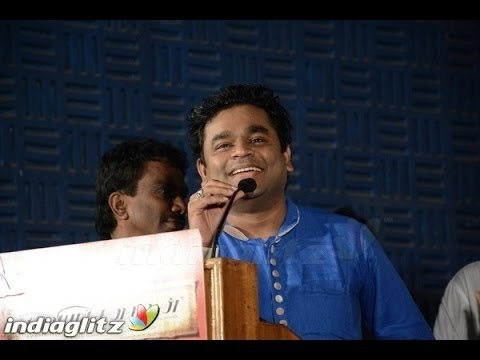 Reason behind A.R. Rahman not rendering his voice for Kaaviya Thalaivan and I Movie | Vasanthabalan
