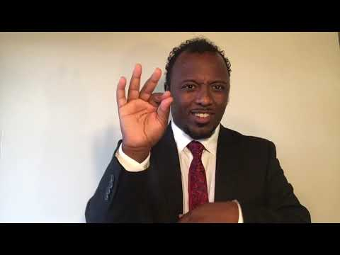 Image of the video: Happy International Day of Sign Languages!