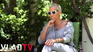 Amber Rose Details Why She Stays Away From All Drugs