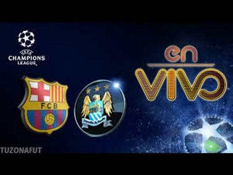 Barcelona vs Manchester City 2016 Champions League en vivo