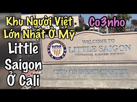 Khu Người Việt Little Saigon - Quận Cam - Cali - California - Khu Người Việt Ở Mỹ - Co3nho 79 - Thời lượng: 35:38.