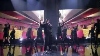 PSY GANGNAM STYLE Remix MC Hammer American Music Awards 2012 (HD720)