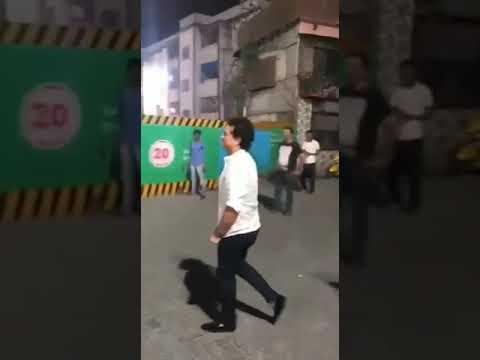 Download Sachin Tendulkar Playing Cricket in Street Latest Viral Video HD Mp4 3GP Video and MP3