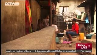 Ebola's Devastation On Sierra Leone's Economy