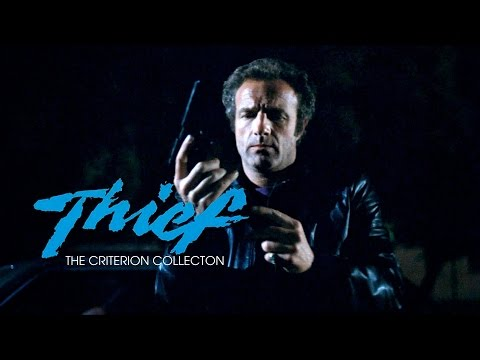Thief-Montage and the Beach Scene track[Alternate version] #CRITERIONCOLLECTION #MichaelMann