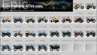 3. Epic Yamaha ATVs ( USA)