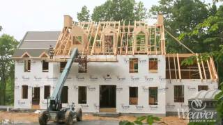 Time Lapse House Construction