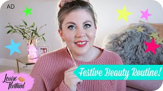 Chatty GRWM : Christmas Edition! | BEAUTY | AD by Sprinkle of Glitter