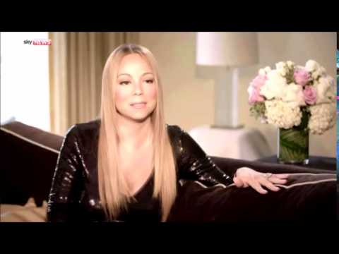 Mariah Carey Shares Her Thoughts On Donald Trump!