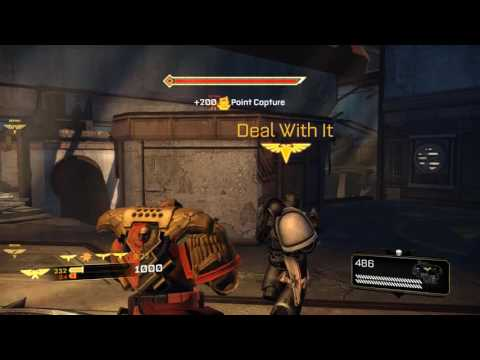 Warhammer 40000  Space Marine Multiplayer September 28 2016