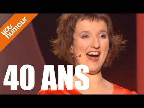 ANNE ROUMANOFF- La femme de 40 ans