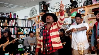 Video Anthony Hamilton: NPR Music Tiny Desk Concert MP3, 3GP, MP4, WEBM, AVI, FLV Mei 2019