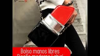 Bolso manos libres diseño moderno - Labial
