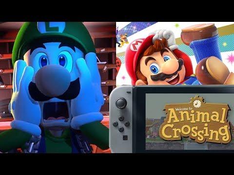 La sorpresa del Nintendo Direct 09/18 - Game Show