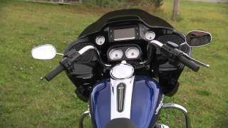 9. Harley Davidson Road Glide Special Road Test Motorcycle Experience