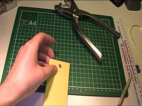 Lesezeichen als Tischkarte