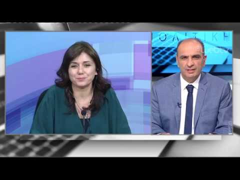 "H Έντα Γκέμη – υποψήφια Ευρωβουλευτής ΚΙΝΑΛ στο ""Πολιτικό Τραπέζι"" της ΕΡΤ3 | 02/05/2019 | ΕΡΤ"