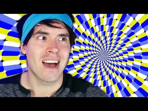 ¡ilusión óptica que tienes que ver!
