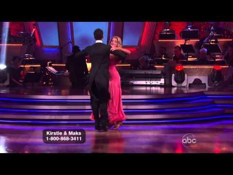 Kirstie Alley - Dancing with the Stars 2011 Season 12 week 2 3/28