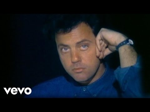 Billy Joel - The Night Is Still Young (Official Video)