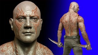 This is a review of the Guardians of the Galaxy: Drax 1/6 scale action figure made by Hot Toys.Intro music by Gods Immortal Gauntlet:http://www.youtube.com/user/GodsImmortalGauntlet